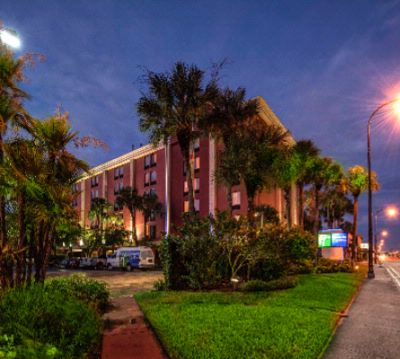 Holiday Inn Express Miami International Airport Springs Fl 5125 36th 33166