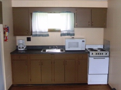 2 Bedroom Efficiency -Kitchen 15 of 16