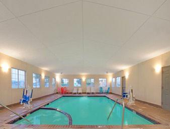 The Indoor Pool Is Perfect For Swimming Laps Or Taking A Quick Dip. 7 of 13