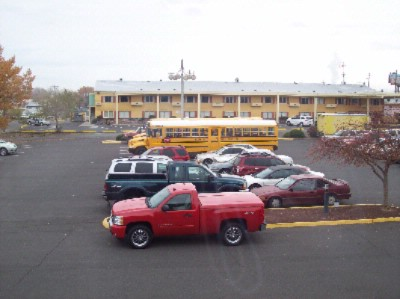 Largest Hotel Parking Lot In Yakima 15 of 19