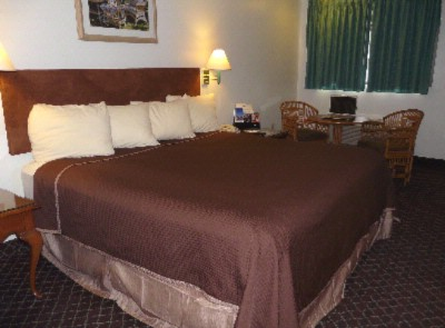 Howard Johnson Express Inn Standard Room With 1 King Bed