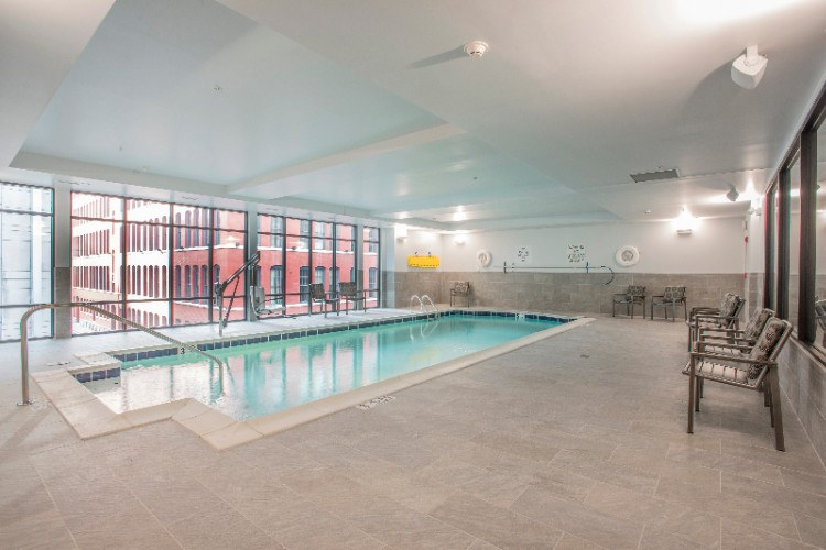 Indoor Pool 3 of 3