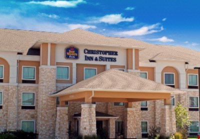 Best Western Plus Christopher Inn & Suites 1 of 12
