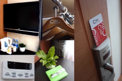 Rooms Are Equipped With Lcd Tv Electronic Safe And Lock 6 of 10
