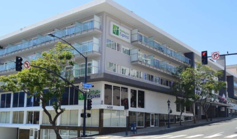 Image of Holiday Inn Express Downtown San Diego