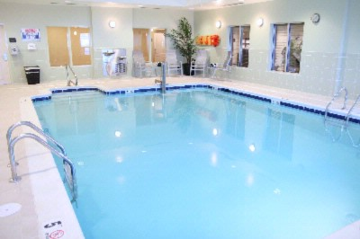 Enjoy Our Indoor Heated Pool 7 of 10