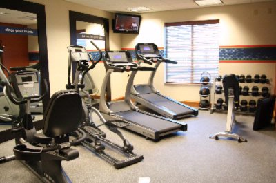 You\'ll Be Able To Keep Up With Your Exercise Program In Our Fitness Center. 8 of 10