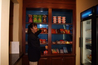 Enjoy A Tasty Treat At Our Convenient Suite Shop Open 24 Hours A Day. 16 of 16