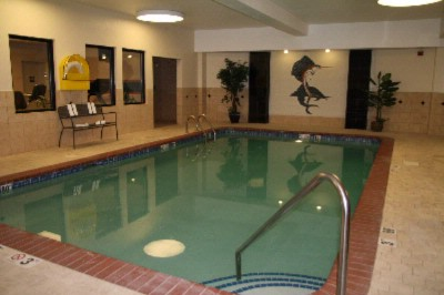 Take A Refreshing Dip In Our Heated Indoor Pool. 3 of 16