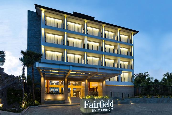 Fairfield By Marriott Bali Legian Is Conveniently Located In The Middle Of Legian And Seminyak The Renown-Districts Of Entertainment And Shopping. 2 of 11
