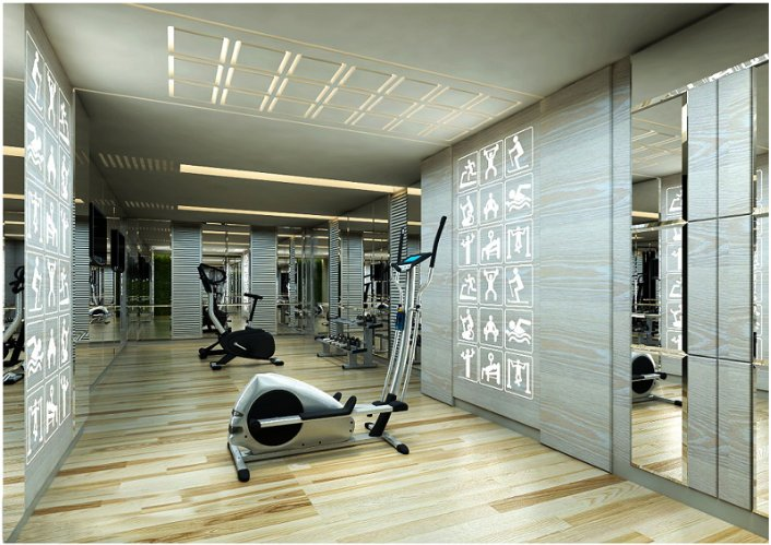 Our 24-Hour Accessible Fitness Center Will Ensure You Never Skip A Beat And Stay Fit Throughout Your Stay. 10 of 11