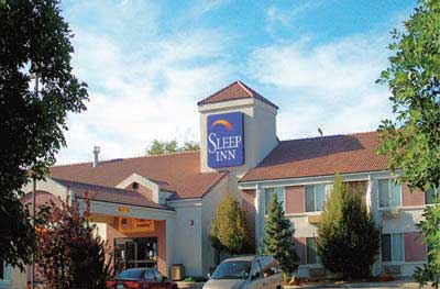 Image of Select Stay Greeley / Evans (formerly Sleep Inn)