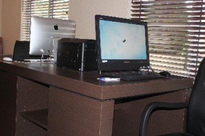 Our Business Center Is Available 24 Hours A Day And Features A New Mac & Windows Pc Computer 12 of 13