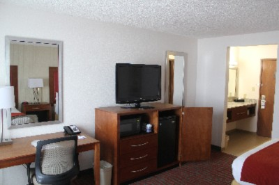 Every Guest Room Features A New Microwave Refrigerator And 37 7 of 13