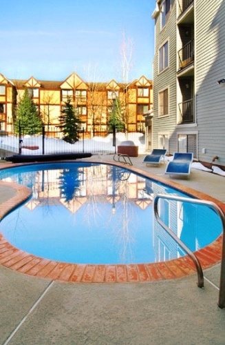 Outdoor Heated Pool 3 of 15
