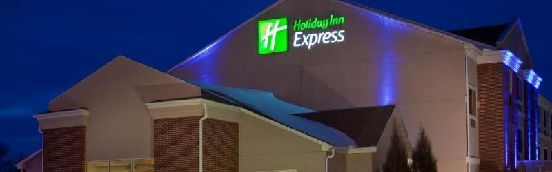 Holiday Inn Express O\'\'neill 1 of 11