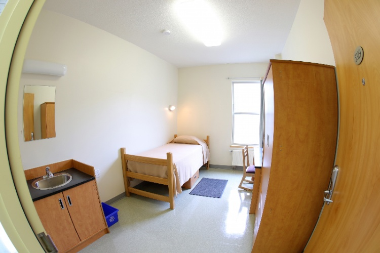 Risley Hall Single Room 11 of 11