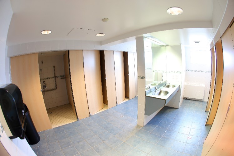 Gerard Hall Shared Washroom 8 of 11
