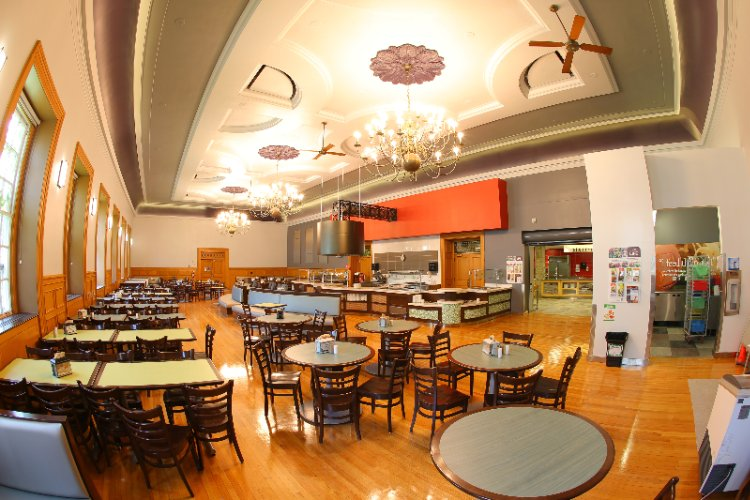 Howe Hall Dining Hall 10 of 11