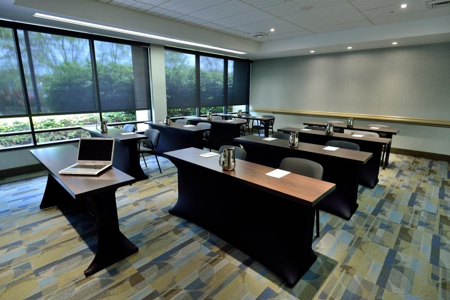 Turf Valley\'s Conference Center Has Meeting Rooms To Accommodate Groups From 2 To 100. 16 of 17