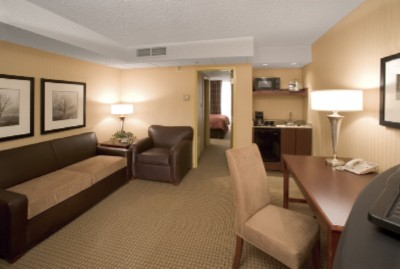 One And Two Room Suites Available 4 of 7