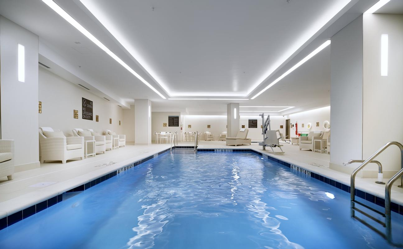 Indoor Pool 9 of 10