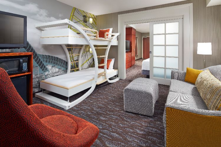 Suites With Bunk Beds-Sleep Up To 8 6 of 7