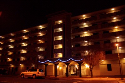 Image of The Hotel Blue