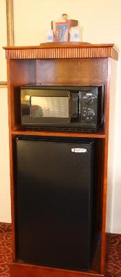 Microwaves/refrigerators In Every Room 5 of 9