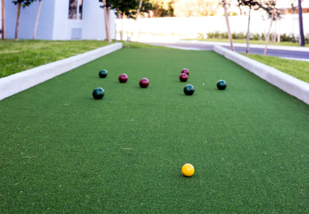 Bocce Ball Court 16 of 17