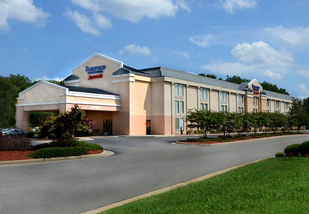 Fairfield Inn & Suites Hopewell Va