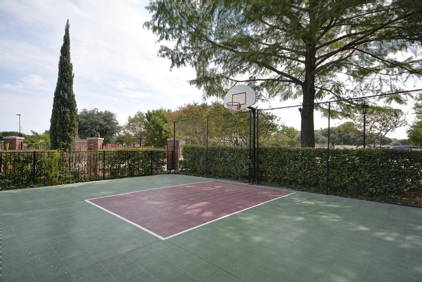 Basketball Court 7 of 19