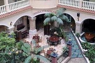Enjoy Lunch In Our Tropical Atrium 4 of 10