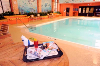 Our Indoor Pool Is Perfect In Any Climate 8 of 10