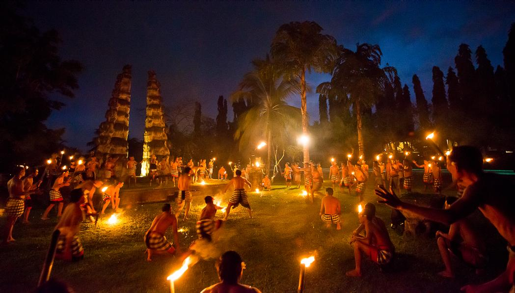 Kecak Fire Dance 14 of 31