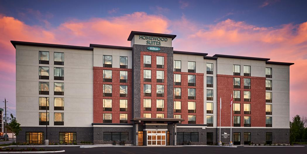 Homewood Suites by Hilton North Bay (Brand New Hotel) 1 of 3