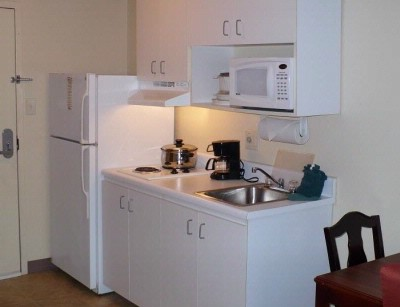 Fully Equipped Kitchens In Every Suite 4 of 5