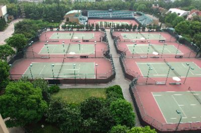 Outdoor Tennis Courts 9 of 10