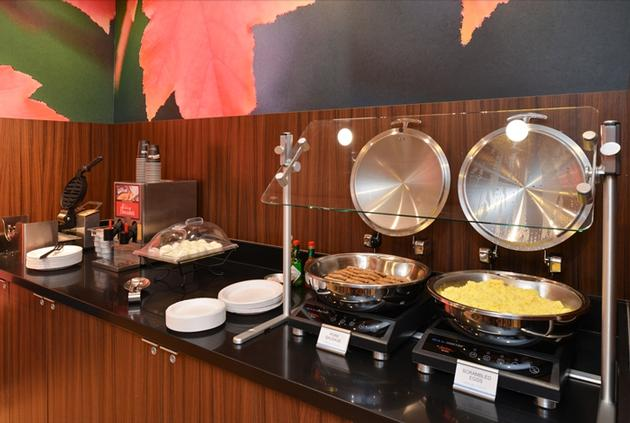 Complimentary Hot Breakfast Buffet Served Daily 7 of 10