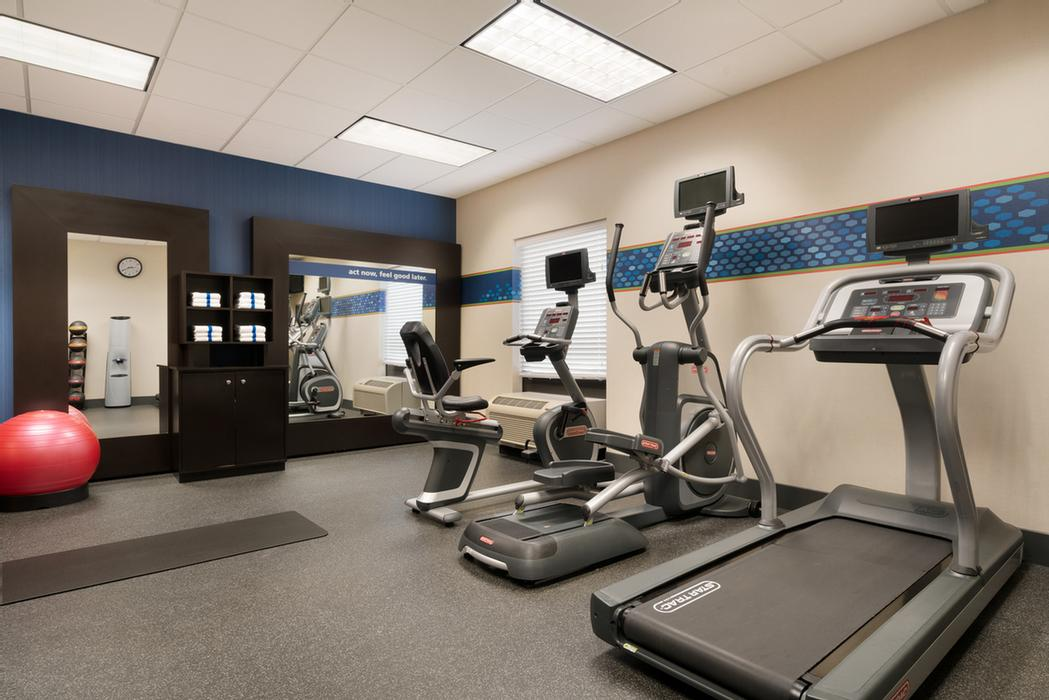 Get Your Workout While On The Road In Our Fitness Center Open 6am To Midnight 5 of 11