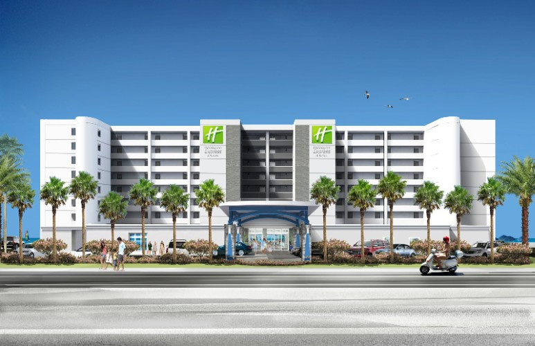 holiday inn express locations florida map