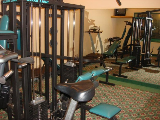 A Partial View Of The Fitness Room 13 of 16