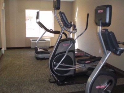 Break A Sweat In Our 24 Hour Workout Facility 11 of 12