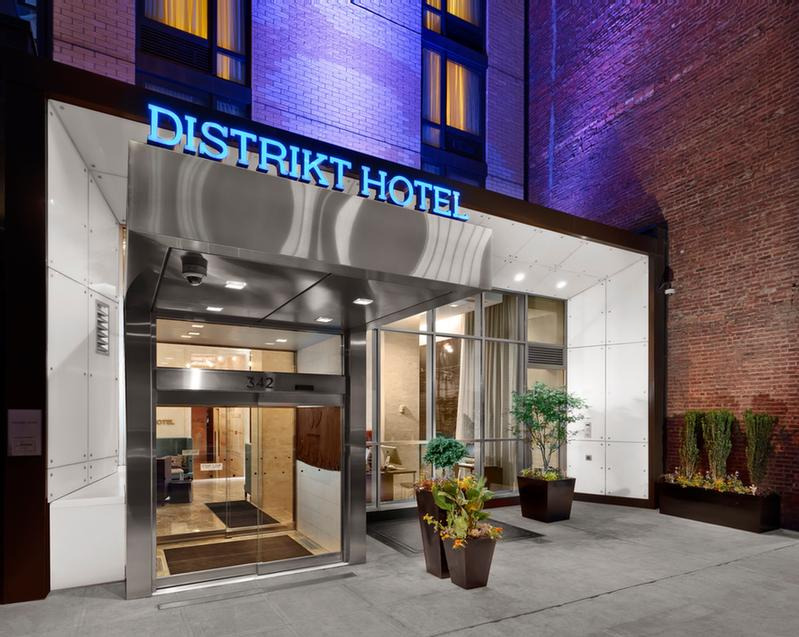 Distrikt Hotel New York City 1 of 8