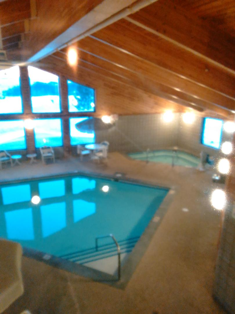 Indoor Heated Pool And Hot Tub Spa Area 6 of 15
