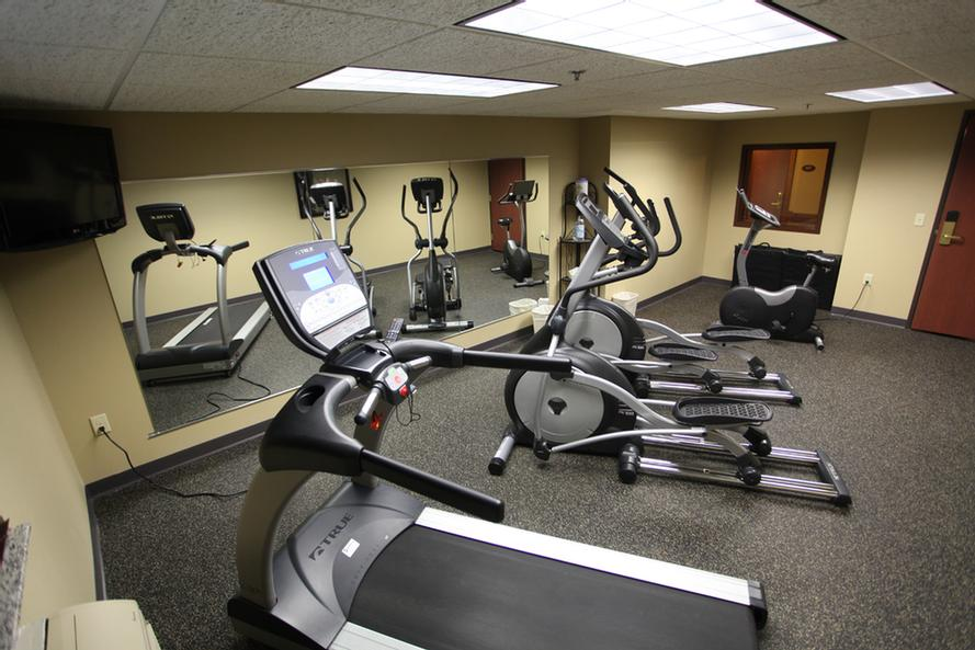 Fitness Center With Workout Area 7 of 15