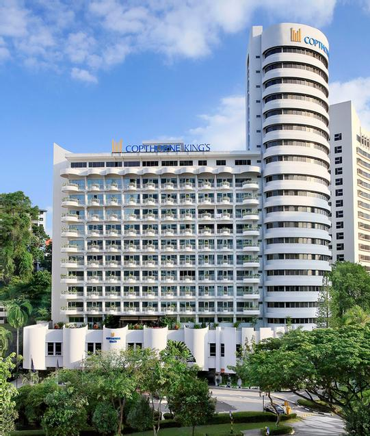 Copthorne King\'s Hotel Singapore 1 of 12