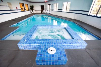 Relax In Our Indoor Heated Pool And Hot Tub 17 of 20