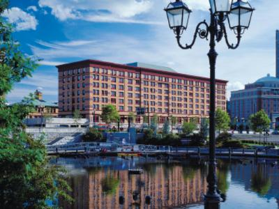 Courtyard by Marriott Providence Downtown Perfectly Situated In The Heart Of Downtown Providence