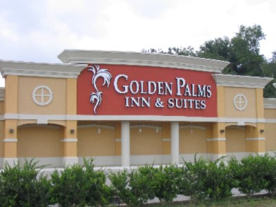 Image of Golden Palms Inn & Suites